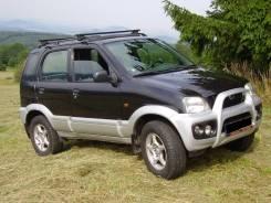 Daihatsu Terios. 100 101, HC K3VE