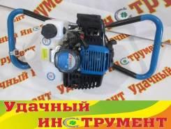 Мотобур СОЮЗ ББС-1030, 43см3, 2,5 л. с. ,270 об/мин
