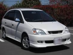 Обвес кузова аэродинамический. Toyota Nadia