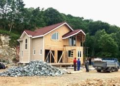 Строительство домов, коттеджей, пристроек. Дешево и качественно.