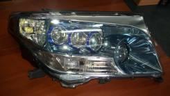 Фара. Toyota Land Cruiser, URJ202, J200, VDJ200, URJ202W, GRJ200, URJ200, UZJ200W, UZJ200