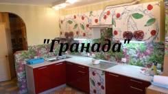 3-комнатная, улица Черняховского 5в. 64, 71 микрорайоны, агентство, 68 кв.м. Кухня