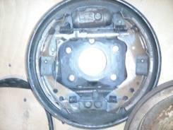 Колодка тормозная барабанная. Toyota: Yaris, Platz, Vitz, WiLL Vi, Echo Двигатели: 1NZFE, 1SZFE, 2NZFE, 2SZFE