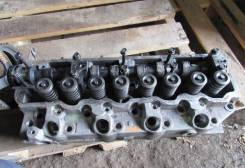 Головка блока цилиндров. Mitsubishi L200 Mitsubishi Pajero Двигатель 4D56T