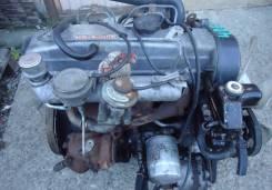 Двигатель в сборе. Mitsubishi Pajero, L149GW, L149G, L149GWG