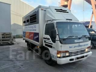 Isuzu Elf. Продается грузовик , 5 190 куб. см., 3 500 кг.