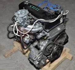 Двигатель в сборе. Лада 4х4 2121 Нива