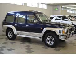 Nissan Safari. автомат, 4wd, 0.7, дизель, 96 000 тыс. км, б/п, нет птс. Под заказ