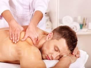 Раслабляющий массаж для мужчин