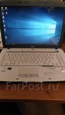 """Acer Aspire 5520G. 15.4"""", 2,0ГГц, ОЗУ 2048 Мб, диск 160 Гб, WiFi, Bluetooth, аккумулятор на 2 ч."""