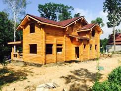 Продам дом из бруса район Сахарный ключ во Владивостоке. Центральная, площадь дома 360 кв.м., централизованный водопровод, электричество 15 кВт, отоп...