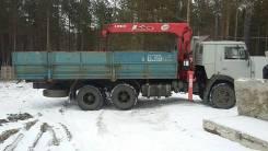 Камаз 53212. Продам Крановую установку UNIK UR-V503 на базе камаза 53212, 2 000 куб. см., 10 000 кг.