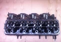 Головка блока цилиндров. Nissan Atlas Двигатель TD25