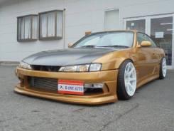 Nissan Silvia. механика, 2.0, бензин, 52 000 тыс. км, б/п, нет птс. Под заказ