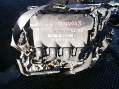Двигатель в сборе. Honda: Fit Shuttle, Fit, Freed, Airwave, Mobilio, Mobilio Spike, Partner, Fit Aria, Freed Spike Двигатель L15A