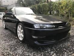 Nissan Silvia. механика, передний, 2.0, бензин, 65 000 тыс. км, б/п, нет птс. Под заказ