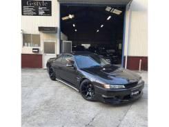 Nissan Silvia. механика, передний, 2.0, бензин, 42 000 тыс. км, б/п, нет птс. Под заказ