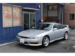 Nissan Silvia. механика, передний, 2.0, бензин, 63 000 тыс. км, б/п, нет птс. Под заказ
