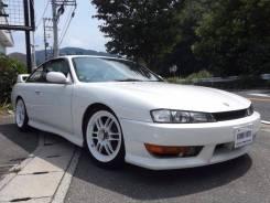 Nissan Silvia. механика, передний, 2.0, бензин, 33 000 тыс. км, б/п, нет птс. Под заказ