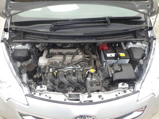 Toyota Ractis. автомат, передний, 1.5 (105 л.с.), бензин, 76 тыс. км, б/п. Под заказ