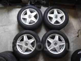 Комплект зимних колёс 215/60R16 на литье. 7.0x16 5x100.00, 5x114.30 ET48 ЦО 72,0мм.