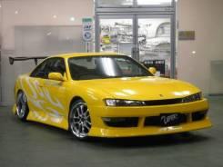 Nissan Silvia. механика, передний, 2.0, бензин, 45 000 тыс. км, б/п, нет птс. Под заказ