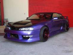 Nissan Silvia. механика, передний, 2.0, бензин, 51 083 тыс. км, б/п, нет птс. Под заказ