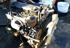 Двигатель в сборе. Nissan Atlas Двигатель QD32