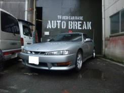 Nissan Silvia. автомат, передний, 2.0, бензин, 73 000 тыс. км, б/п, нет птс. Под заказ