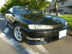 Nissan Silvia. механика, передний, 2.0, бензин, 34 517 тыс. км, б/п, нет птс. Под заказ