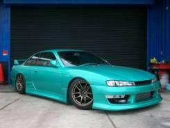 Nissan Silvia. механика, передний, 2.0, бензин, 54 000 тыс. км, б/п, нет птс. Под заказ