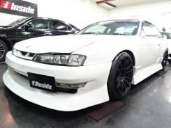 Nissan Silvia. механика, передний, 2.0, бензин, 23 000 тыс. км, б/п, нет птс. Под заказ