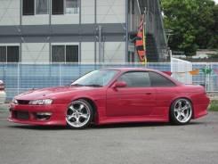 Nissan Silvia. механика, передний, 2.0, бензин, 52 000 тыс. км, б/п, нет птс. Под заказ
