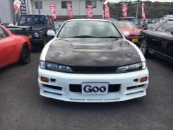 Nissan Silvia. механика, передний, 2.0, бензин, 64 000 тыс. км, б/п, нет птс. Под заказ