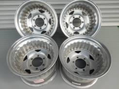 Centerline Wheels. 10.0x15, 6x139.70, ET-50