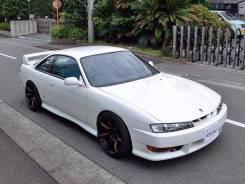 Nissan Silvia. автомат, передний, 2.0, бензин, 44 000 тыс. км, б/п, нет птс. Под заказ