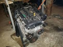 Двигатель в сборе. Mazda Mazda3 Двигатель LFDE