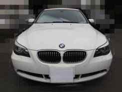 Капот. BMW 5-Series, E60 Двигатель N62B44