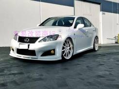 Губа. Lexus IS250