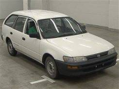 Toyota Corolla Van. AE109V, 4AFE