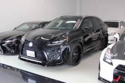 Обвес кузова аэродинамический. Lexus: RX300, RX200t, RX350, RX450h, RX270