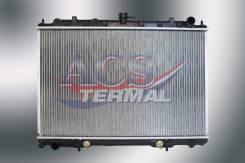 Радиатор охлаждения двигателя. Nissan: Presage, Serena, R'nessa, X-Trail, Bassara, Liberty, Prairie Двигатели: YD25DDT, SR20DE, KA24DE, SR20VET