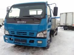 Isuzu NQR. бортовой, 5 200 куб. см., 5 000 кг.