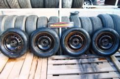 Firestone R15/195/65+диски R-15/5х114. 5x114.30 ET49.5