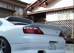 Спойлер на заднее стекло. Nissan Silvia, S15
