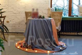 Оформление свадьбы, свадебного зала!