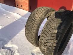 Bridgestone Blizzak DM-Z2. Зимние, без шипов, 2008 год, износ: 30%, 2 шт