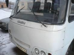 Isuzu Bogdan. Isuzu Богдан А 09214, 5 193 куб. см., 27 мест