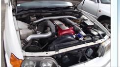 Блок цилиндров. Toyota Mark II, JZX100 Toyota Crown, JZS171, JZS171W Toyota Chaser, JZX100 Двигатель 1JZGTE