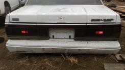 Задняя часть автомобиля. Nissan Laurel Spirit, FB12, HB12, SB12, FNB12, EB12 Двигатели: CA16D, CD17, CD20, CD20T, E15E, E15S, GA15E, GA15S, CD20E